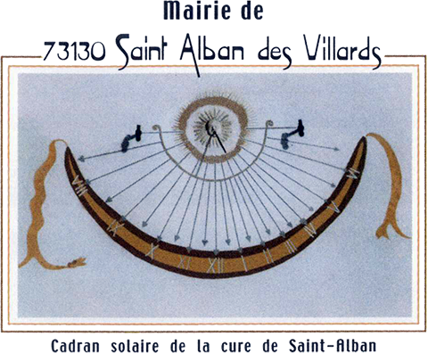 Site officiel de la commune de Saint Alban des Villards